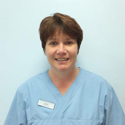 Sarah Williams Dental Nurse