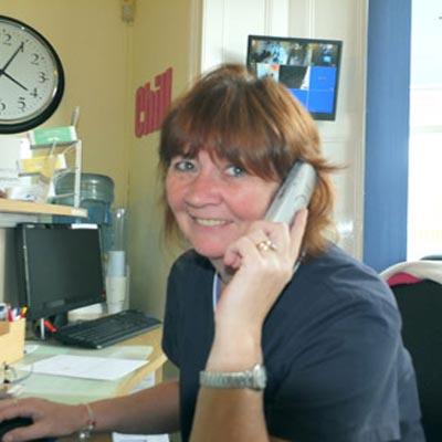 Wendy Orson Receptionist